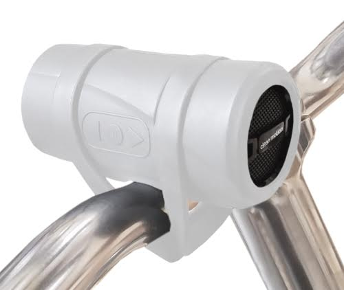 CLEAN MOTION SONICA BICYCLE HANDLEBAR MOUNT WHITE BLUETOOTH SPEAKER